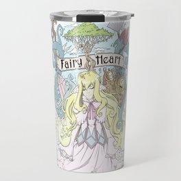 Mavis - The Fairy Heart Travel Mug