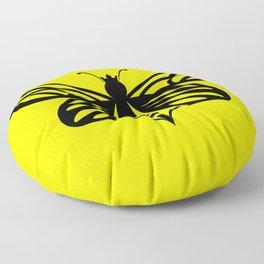 Bee Free Floor Pillow