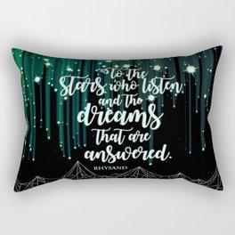 ACOMAF - Starfall Rectangular Pillow