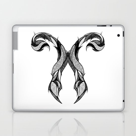 Signs of the Zodiac - Scorpius Laptop & iPad Skin