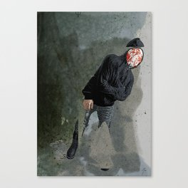 String Theory: Collapsing Wavefunction, Fourth Tangible Canvas Print