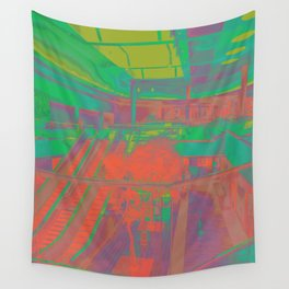 Shopscape 2052 Wall Tapestry