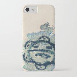 Taíno sun  iPhone Case