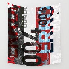 004 ERROR Wall Tapestry