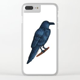 Wing It Clear iPhone Case