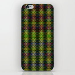 Beaded Ranks, 2120f iPhone Skin