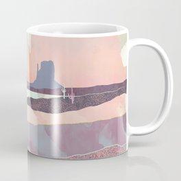 Desert Dusk Light Coffee Mug