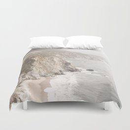 Big Sur California Duvet Cover