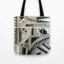 Systematic Chaos 4 Tote Bag