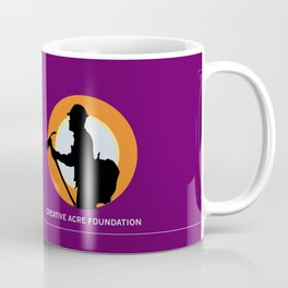 Creative Acre Foundation (CAF) Support poster Coffee Mug