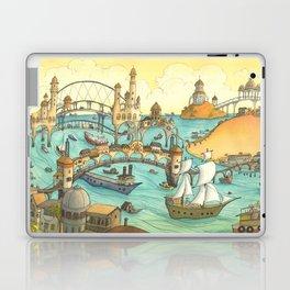 Ship City Laptop & iPad Skin