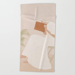 Lost Inside Beach Towel