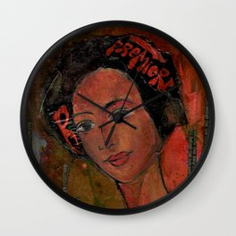 Simone Wall Clock