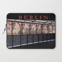 BERLIN BRIDGE Laptop Sleeve