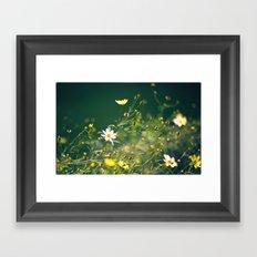 Spring Applause Framed Art Print