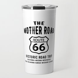 The Mother Road Route 66 - Historic Road Trip Travel Mug