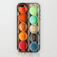 The Painter II (Vintage Edition) iPhone & iPod Skin