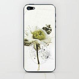 rose4 iPhone Skin