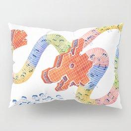 Dragon Playground Comes to Life Pillow Sham