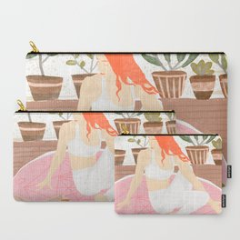 Yoga + Pizza Carry-All Pouch