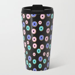 Donuts pattern Travel Mug