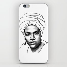 Audre Lorde iPhone Skin