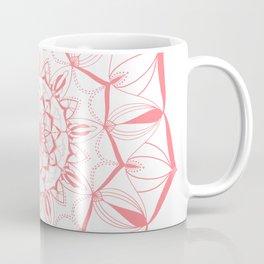 Living Coral Mandala no. 49 #society6 Coffee Mug