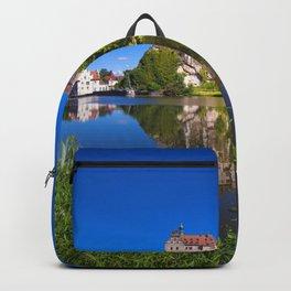 Awe Inspiring Gorgeous Historic Castle Europe UHD Backpack