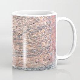 Old Montreal Historical Shadows Coffee Mug