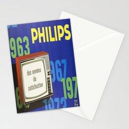 Plakat philips 1963 1973 des annees de Stationery Cards