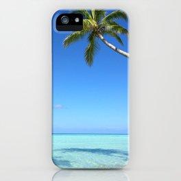 A little bit of Paradise iPhone Case