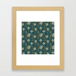 KALI OLIVE Framed Art Print