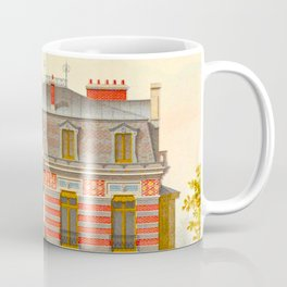 Brick constructions; ordinary brick from a decorative point of view - J. Lacroux and C. Détain - 187 Coffee Mug