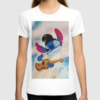 lilo and stitch T-shirts featuring Stitch by Goolpia