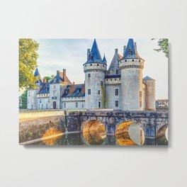 Sully Sur Loire Metal Print