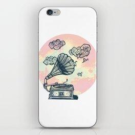 Dream Gramophone iPhone Skin