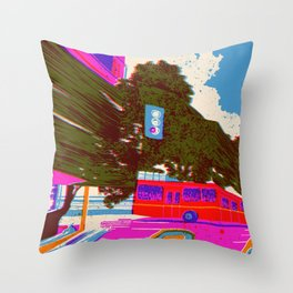 bring your love back in 7 days - Fortuna Series Throw Pillow