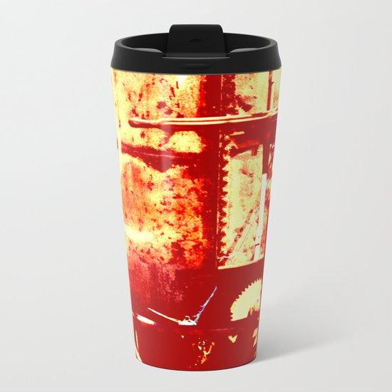 -2- Metal Travel Mug