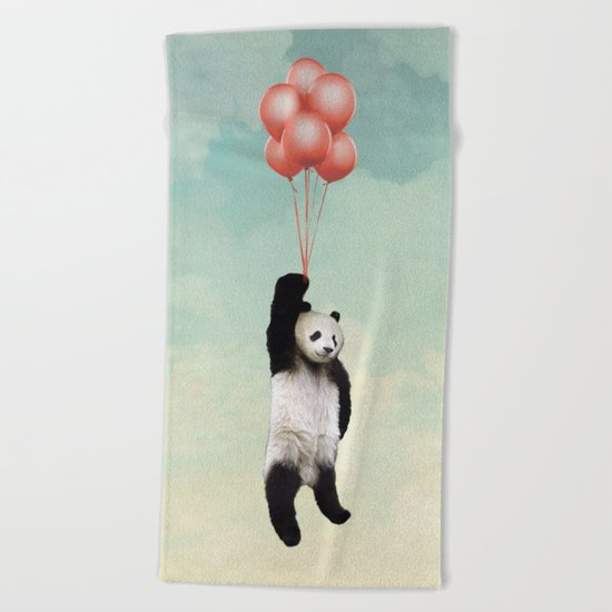 Pandalloons *** Beach Towel