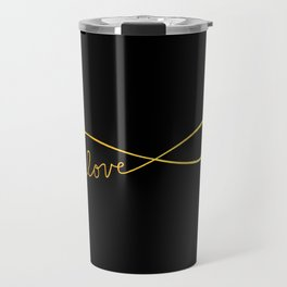 Infinite Love Travel Mug