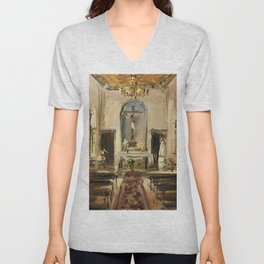 Private Chapel Unisex V-Neck