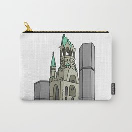 Kaiser Wilhelm Memorial Church Carry-All Pouch