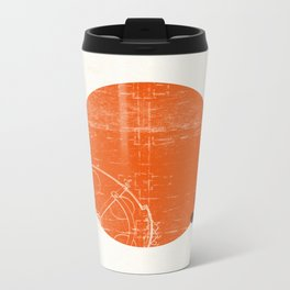 Mars I Metal Travel Mug