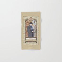 Sherlock Victorian Language of Flowers - Autumn Hand & Bath Towel