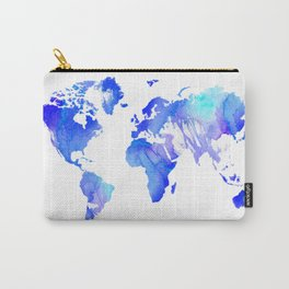 Watercolour World Carry-All Pouch