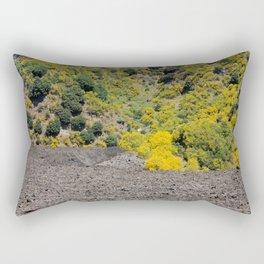 Lava #3 Rectangular Pillow