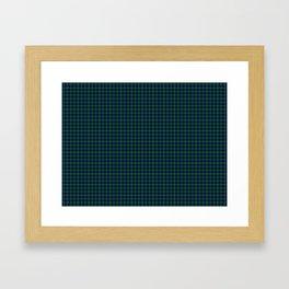 MacNeil Tartan Framed Art Print