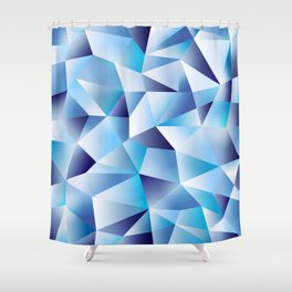 icecold Shower Curtain
