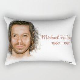 Michael Hutchence  Rectangular Pillow