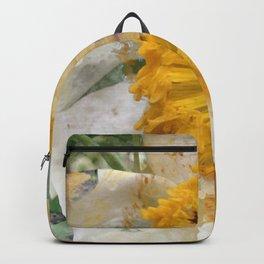 RAIN FLOWER Backpack